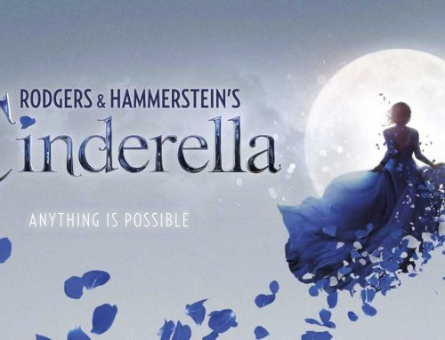 TICKETS NOW ON SALE… RODGERS & HAMMERSTEIN'S CINDERELLA