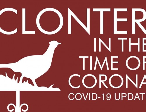CLONTER'S CORONAVIRUS UPDATE & THE BARBER OF SEVILLE