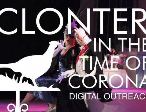 KEEPING YOU ENTERTAINED – CLONTER'S BACK CATALOGUE