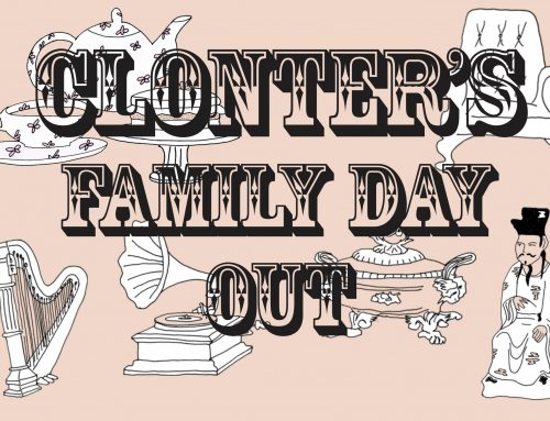 CLONTER'S FAMILY DAY OUT